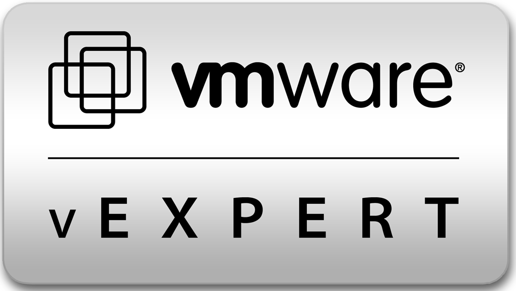 The VMware Community is just Awesome! #vExpert